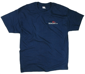 Picture of USA-Made Reagan.com T-Shirt